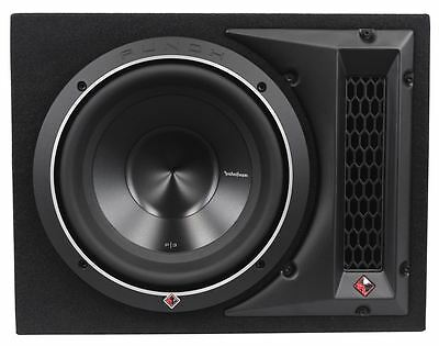 "Rockford Fosgate Punch P3-1X10 10"" 1000W 1-Ohm Vented Subwoofer/Sub+Enclosure"