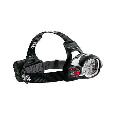Petzl Ultra Rush Rechargeable Headlamp 760 Lumens  Black Silver New