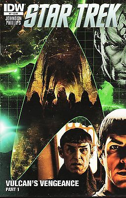 Star Trek No.7 / 2012 Tim Bradstreet Cover