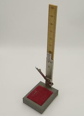 Vintage Deluxe Pin-It Skirt Marker Hem Orco Sewing Measurement Tool Pin Cushion