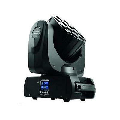 Eurolite Tmh-12 Moving Head Beam Quadcolor Led Dmx Rgbw Dj Licht