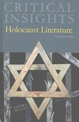 Critical Insights: Holocaust Literature: Print Purchase Includes Free Online Acc