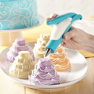 CAKE DECORATING AIRBRUSH  Chefmaster  Color Food Coloring Set  F