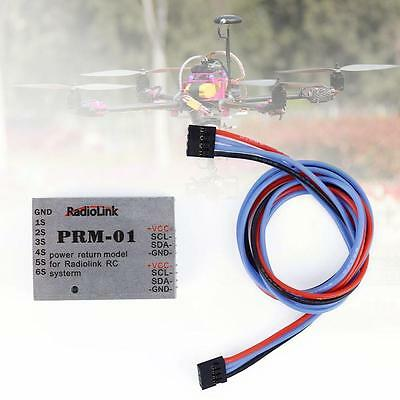 PRM-01 Power Return Module For AT9 / AT10 Transmitter with R9D R10D Receiver  F