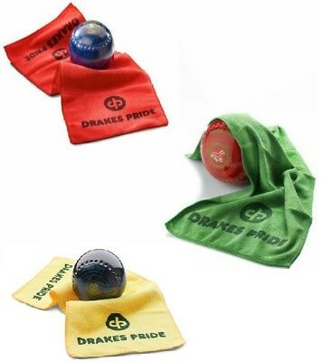 Drakes Pride Microfibre Bowls Towel Available In Various Colours##b6305