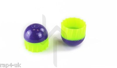 Tiberius First Strike Paintballs Box of 250 - Purple Shell / Green Fill [BQ2]