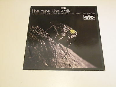"""The Cure - The Walk - 12"""" Mini Lp Polydor 1983 Made In Holland - Ex-/vg+"""