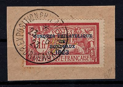 Pp5954/ France / Maury # 182 Obl / Used 620€