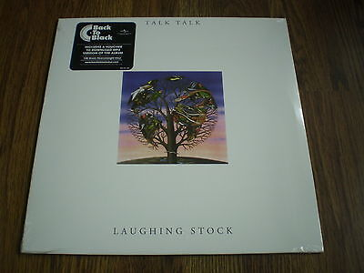 TALK TALK - LAUGHING STOCK NEW 180g LP SEALED