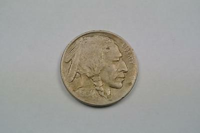 1913 Indian Head Buffalo Nickel, VF/XFCondition - C916