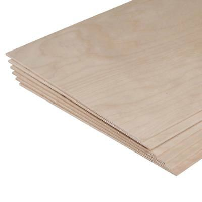 NEW Revell Model Plywood 1/8x12x48  (6) 887874