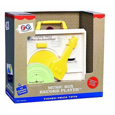 Fisher Price Classic Record Player | 01697