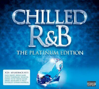 Chilled R&B: The Platinum Edition -  CD BWVG The Cheap Fast Free Post The Cheap