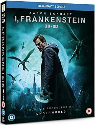 I, Frankenstein [Blu-ray] - DVD  CEVG The Cheap Fast Free Post