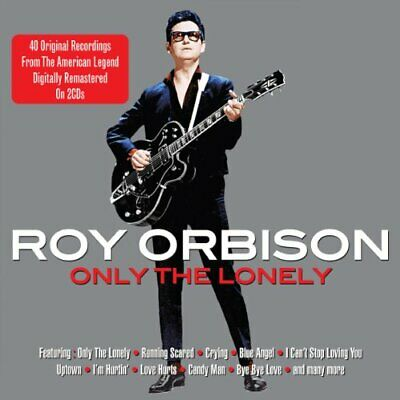 Roy Orbison - Only The Lonely - Roy Orbison CD U2VG The Cheap Fast Free Post The