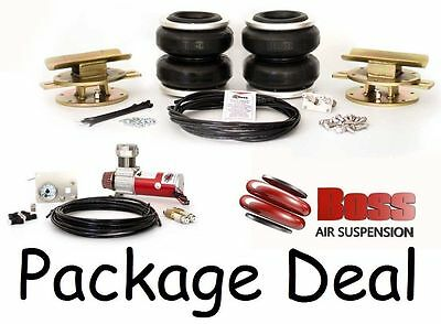 Dodge RAM 1500 2010 to 2017 Air Bag Suspension Coil Load Assist Kit LA70 & InCar