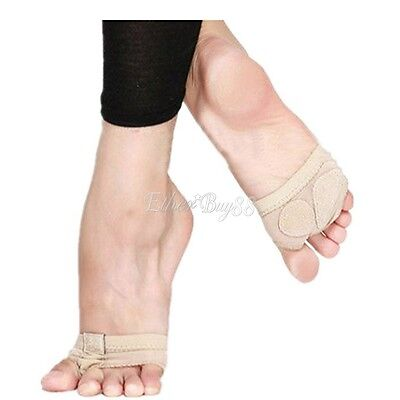 New Foot Undies Dance Shoes Paws Cover Toe Foot Thongs Contemporary Half Lyrical