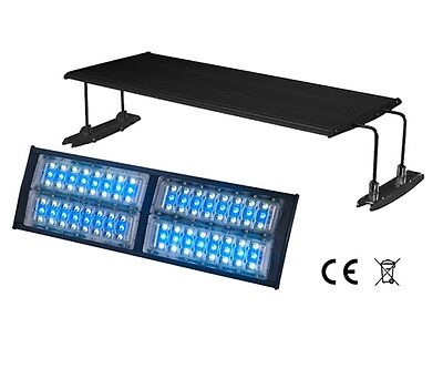 AquaLight LED IPX-100cm Weiß/Blau 70w - Meerwasser Aquarium Lampe