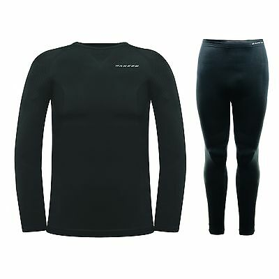 Dare2b Zonal Base Layer Set III Herren Funktionsunterwäsche schwarz