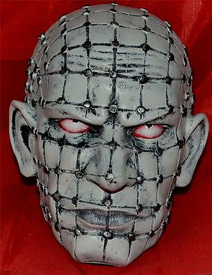 Nemesis Now Gothic ZOMBIE HORROR NAIL HEAD SCULPTURE Night Dead Undead Skull