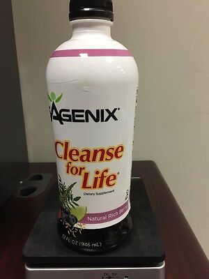 1 Bottle Of Isagenix Cleanse For Life Rich Berry Liquid Free Priority Shipping!