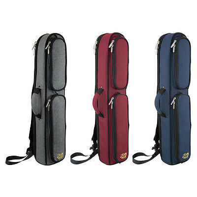 Tom & Will 36SSX Straight Soprano Saxophone Sax Gig Bag in Various Colours