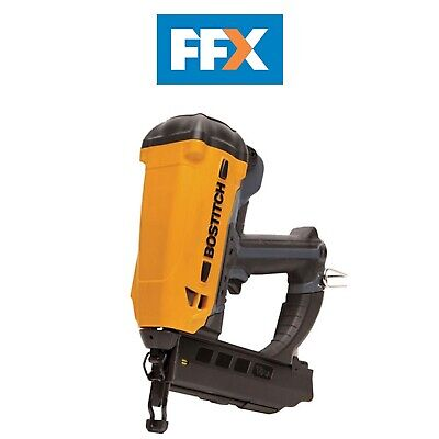 Bostitch GBT-1850KE Cordless 18G Straight Brad Nailer Kit 15 to 50mm