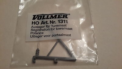 HO Vollmer catenary bracket (1311) to add an arm to a tower mast -  new unused