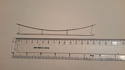 """HO Vollmer overhead catenary wire 5.5"""" (14 cm.) long -  new unused"""
