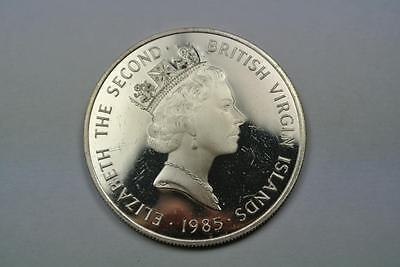 British Virgin Islands 1985 Twenty Dollar Coin, PROOF - C1079