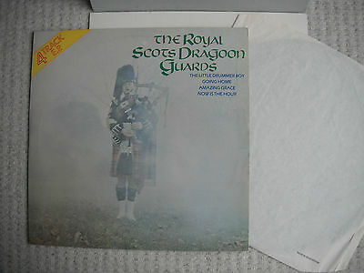 """The Royal Scots Dragoon Guards : The Little Drummer Boy 12"""" First Pressing Rca"""