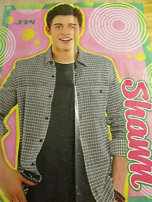 Shawn Mendes, Fifth Harmony, Double Four Page Foldout Poster