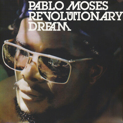 Pablo Moses - Revolutionary Dream (Vinyl LP - 1975 - EU - Reissue)