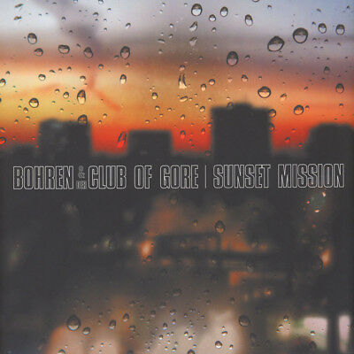 Bohren & Der Club Of Gore - Sunset Mission (Vinyl 2LP - 2000 - EU - Reissue)