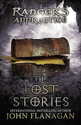 The Lost Stories by John Flanagan (English) Prebound Book Free Shipping!