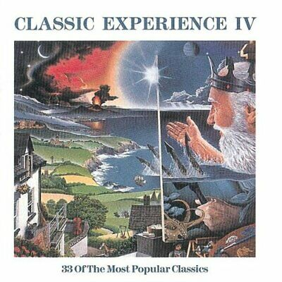Various - Classic Experience, Vol.4 - Various CD SEVG The Cheap Fast Free Post