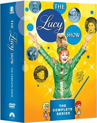 Lucy Show: The Complete Series DVD