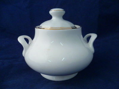 "BOOTS "" IMAGINATION "" 7.5cm LIDDED SUGAR BOWL"