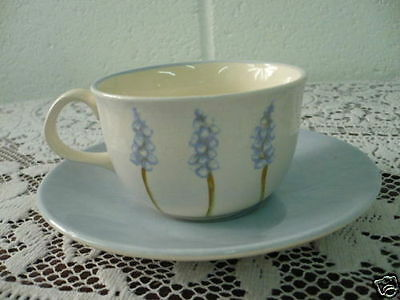 "British Home Stores "" Simplicity"" Tea Cups & Saucers"