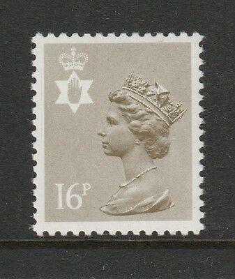 GB Northern Ireland 1983 Regional Machin 16p SG NI42 MNH