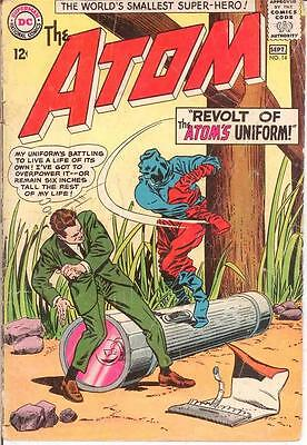 ATOM 14 FAIR  September 1964 COMICS BOOK