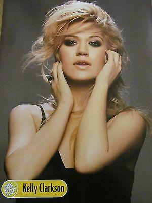 Kelly Clarkson, Full Page Pinup