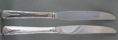 2 Community Milady Dinner Knives TWO