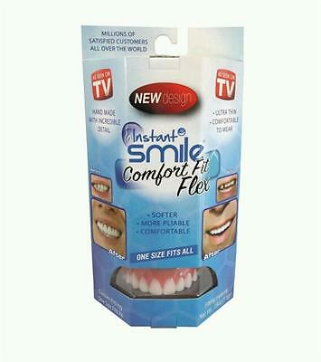 ORIGINAL FLEXIBLE ULTRA THIN PERFECT INSTANT SMILE TEETH press on veneers covers