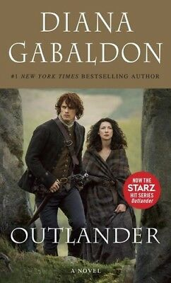 Outlander: A Novel (Movie Tie In Edition) (Outlander Series) [New Book] Paperb