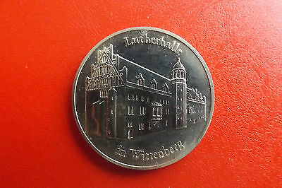 *DDR Medaille 1983 ca.40mm * Ehrung Martin Luther/Lutherhalle in Wittenberg