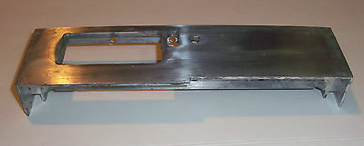 Vintage Sho-Bud Pedal Steel Guitar Right-Left End Plates Set of 2 0366-111047