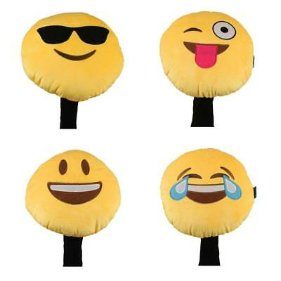 Winning Edge Golf Emoji Novelty Driver Funda (Varios Diseños)