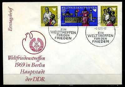 S2532)Ddr Fdc 1478/80 Zdr