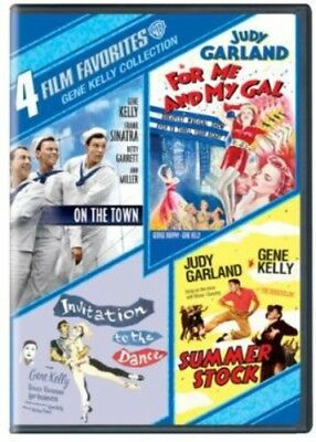 4 Film Favorites: Gene Kelly Collection [New DVD] Boxed Set